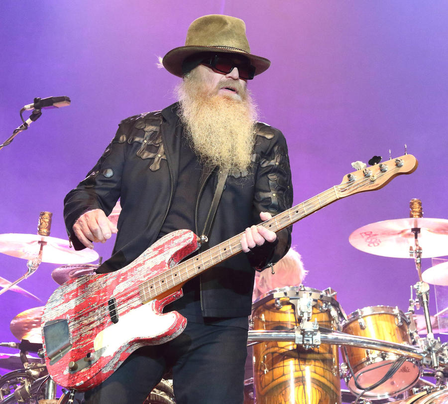 Dislocated Shoulder Forces Zz Top Star Dusty Hill To Scrap Texas Show
