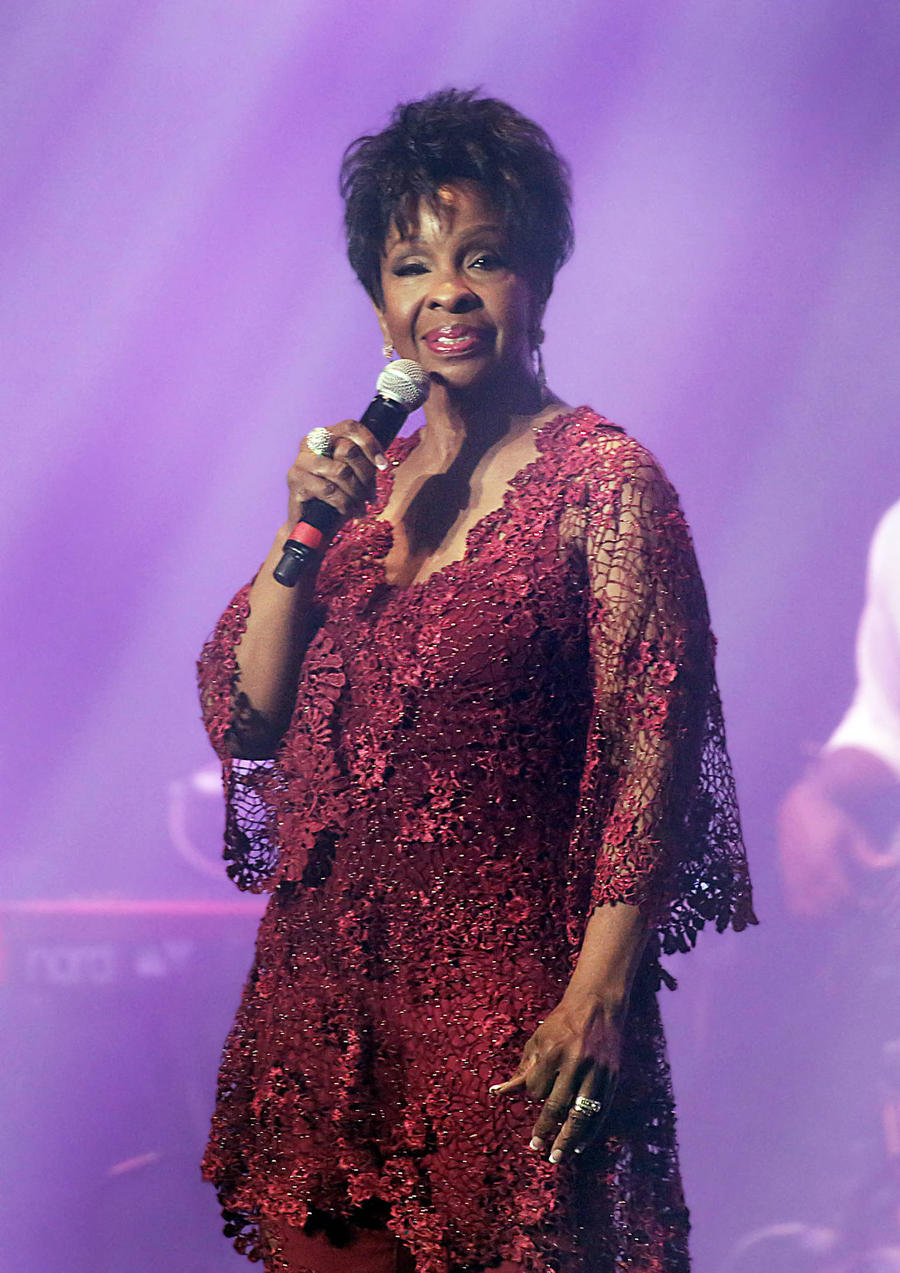 Gladys Knight Sues Son