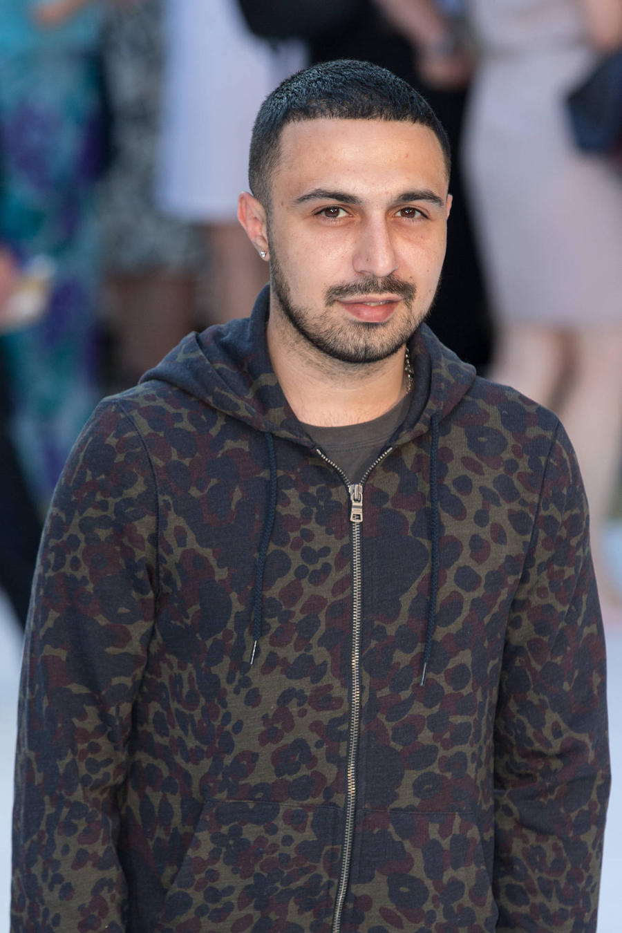 Adam Deacon Cleared Of Charges Over Knife Incident