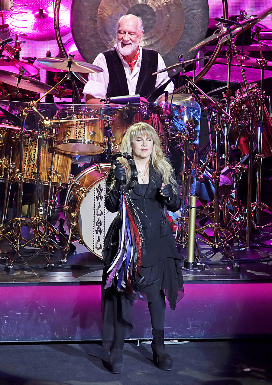 Michael Eavis: Fleetwood Mac Wanted Too Much Money To Play Glastonbury