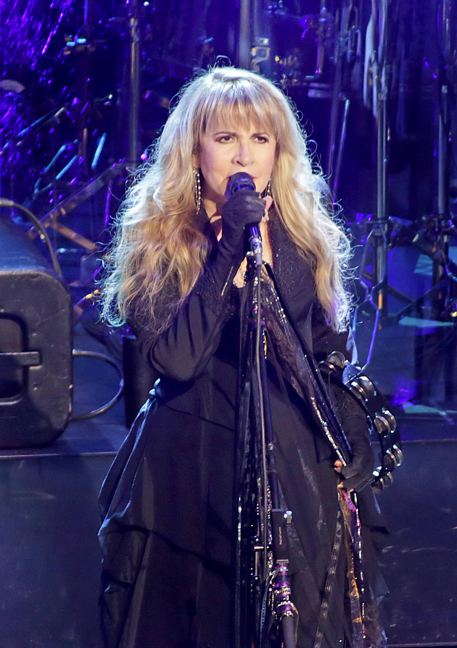 Stevie Nicks Reluctant To Record New Material