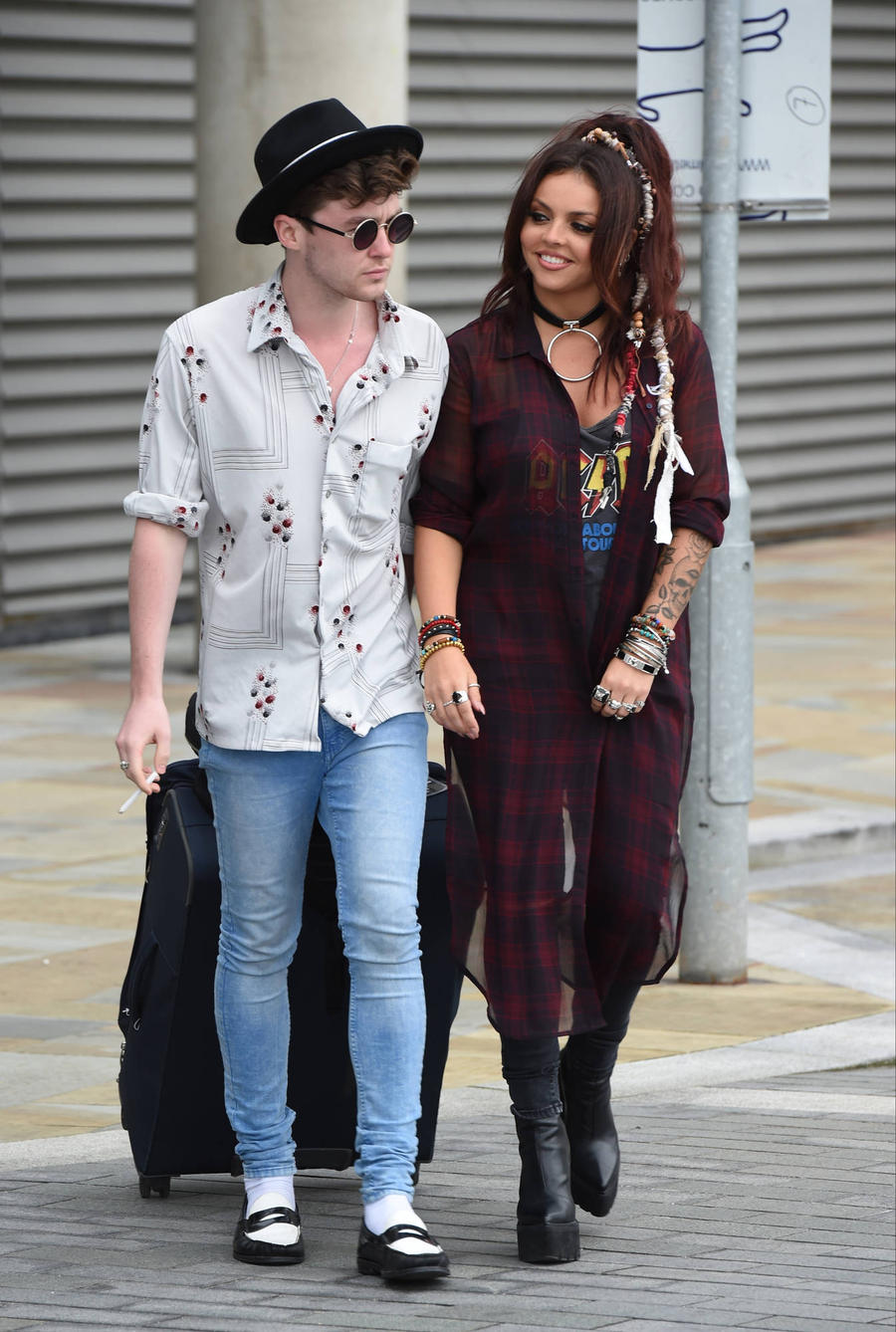 Rixton Star's Mum Confirms Jesy Nelson Engagement Is Off