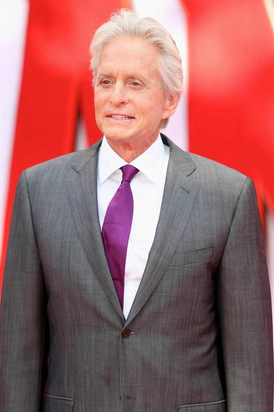 Michael Douglas Donating Film Collection To Museum