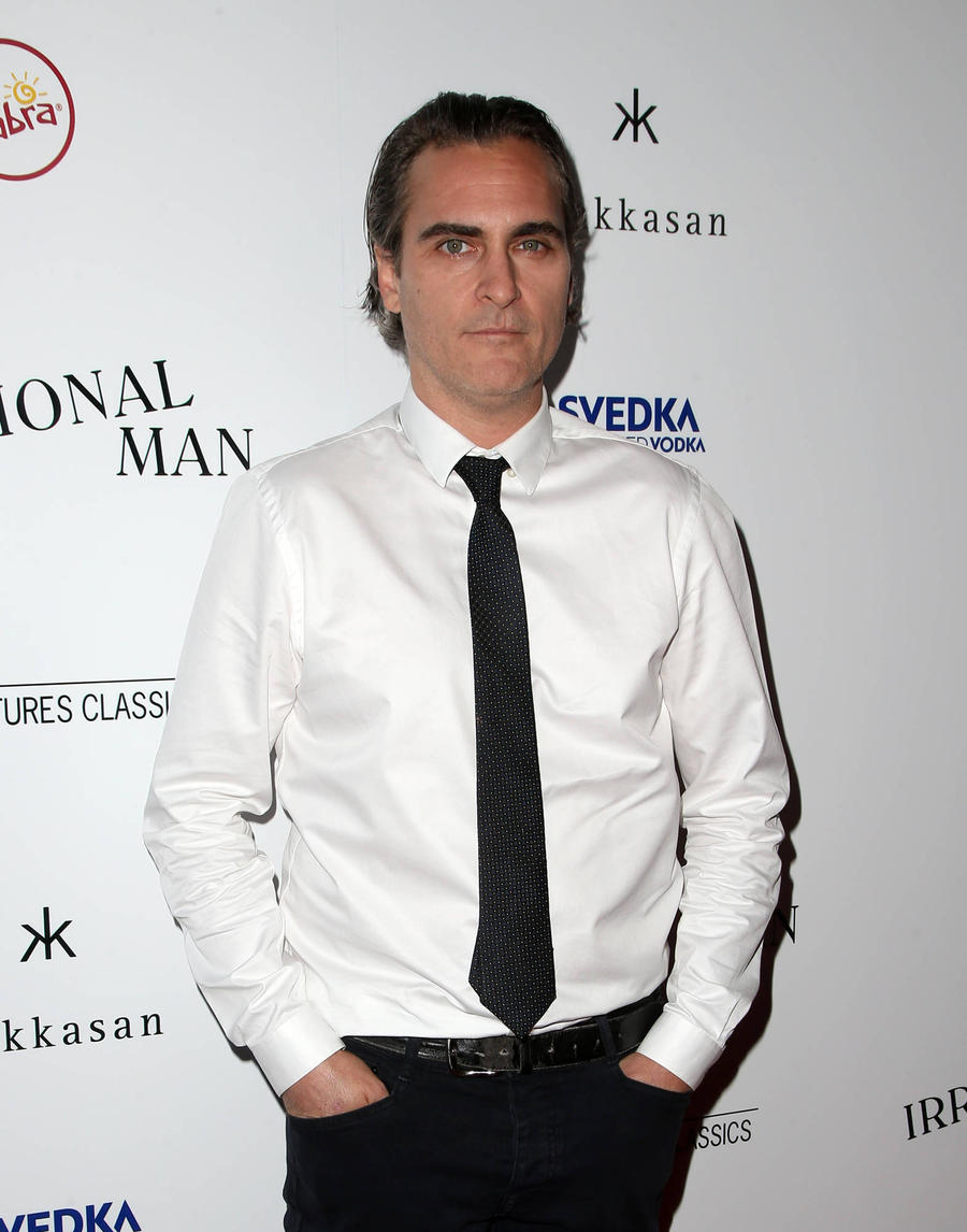 Joaquin Phoenix Tapped For The Sisters Brothers Adaptation