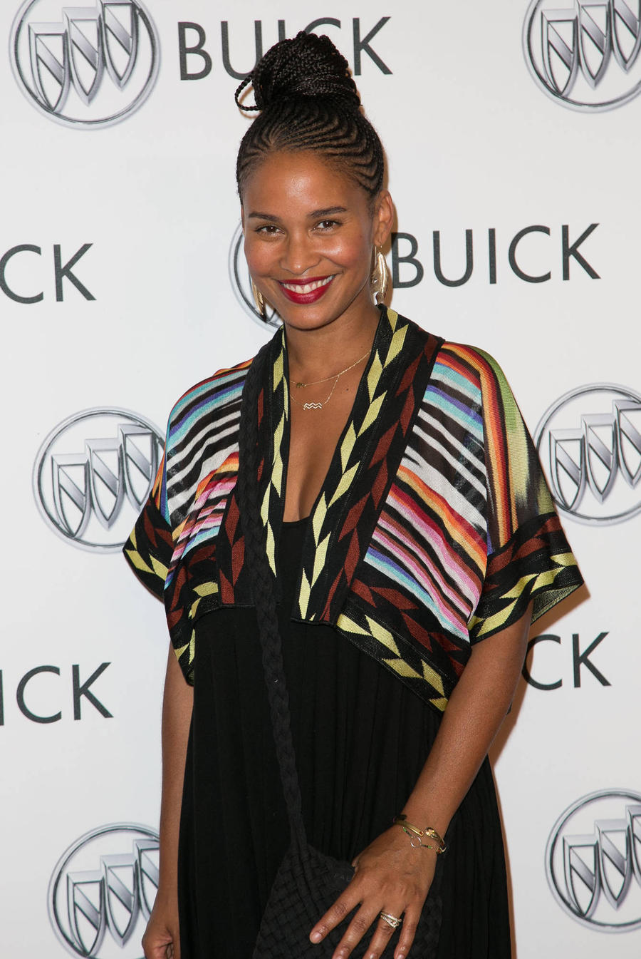 Joy Bryant 'Annoyed' By Questions Of Real-life Parenthood