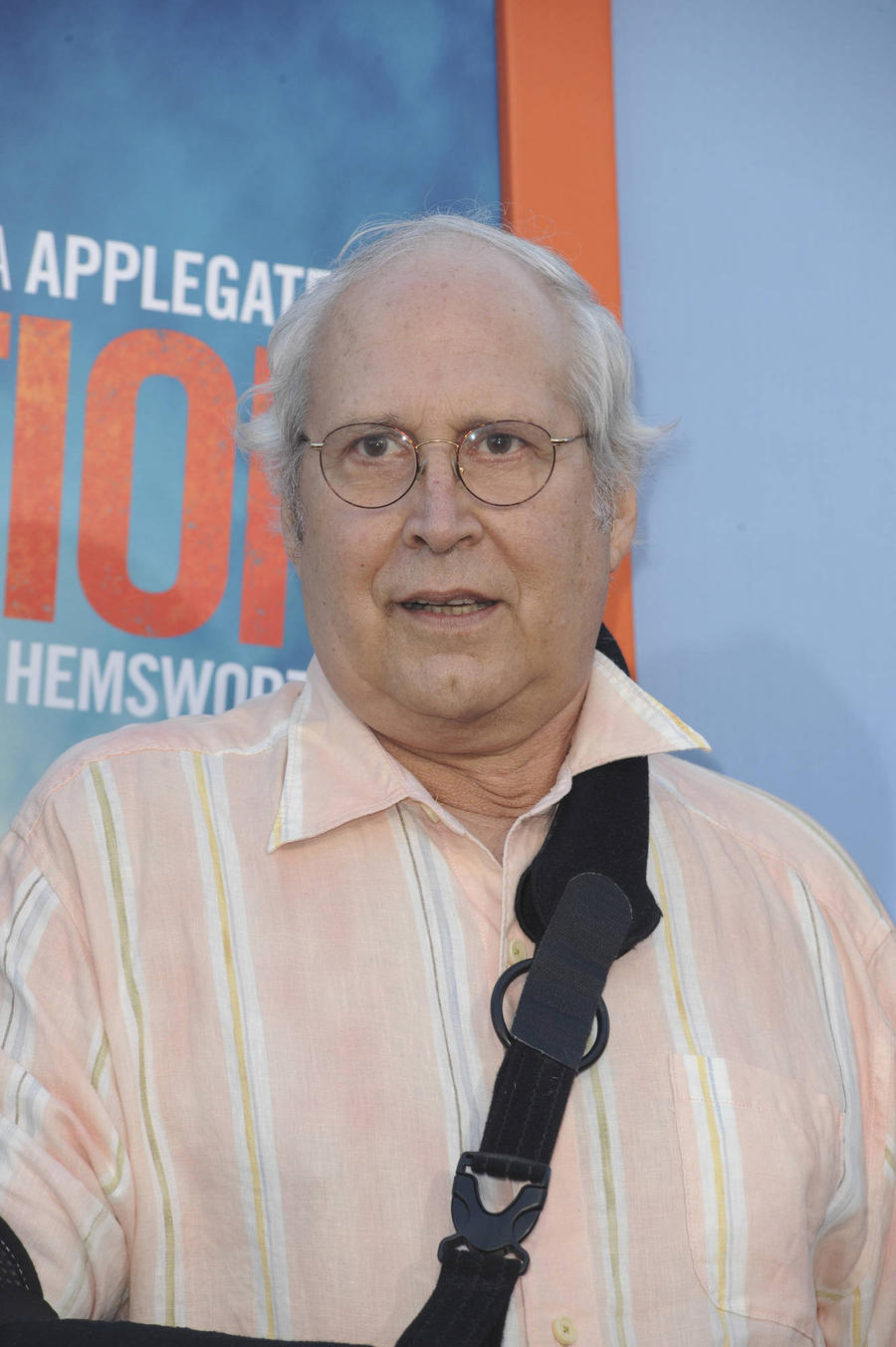 Chevy Chase In Rehab