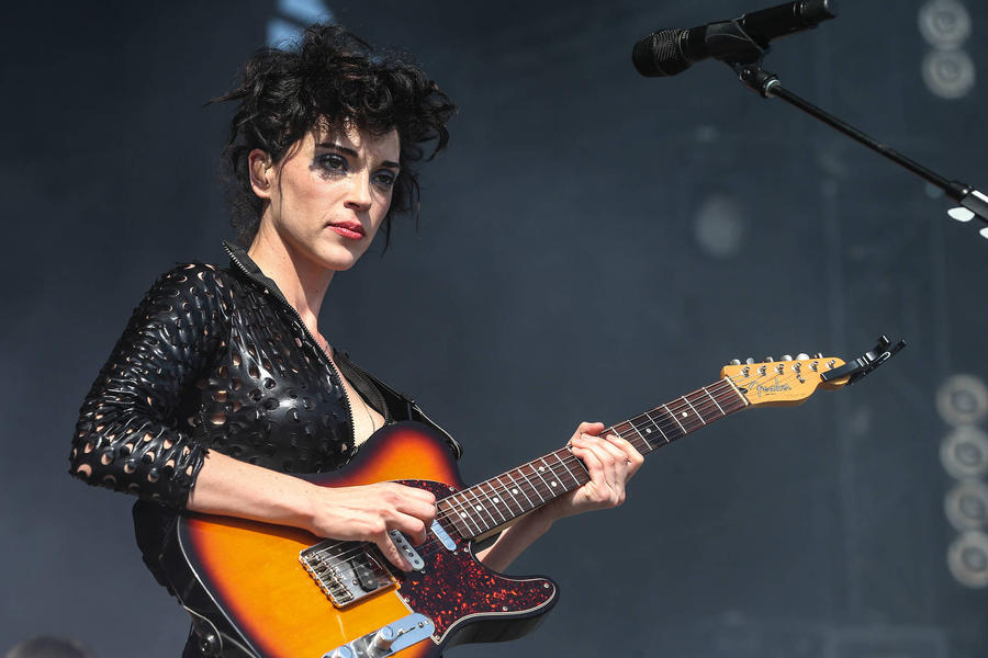St. Vincent To Make Directorial Debut
