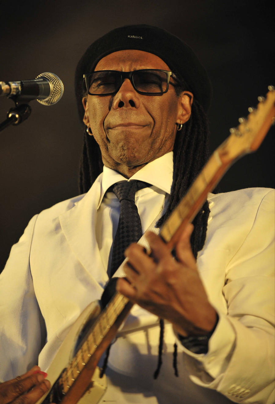 Nile Rodgers Still 'Expects A Call From David Bowie'