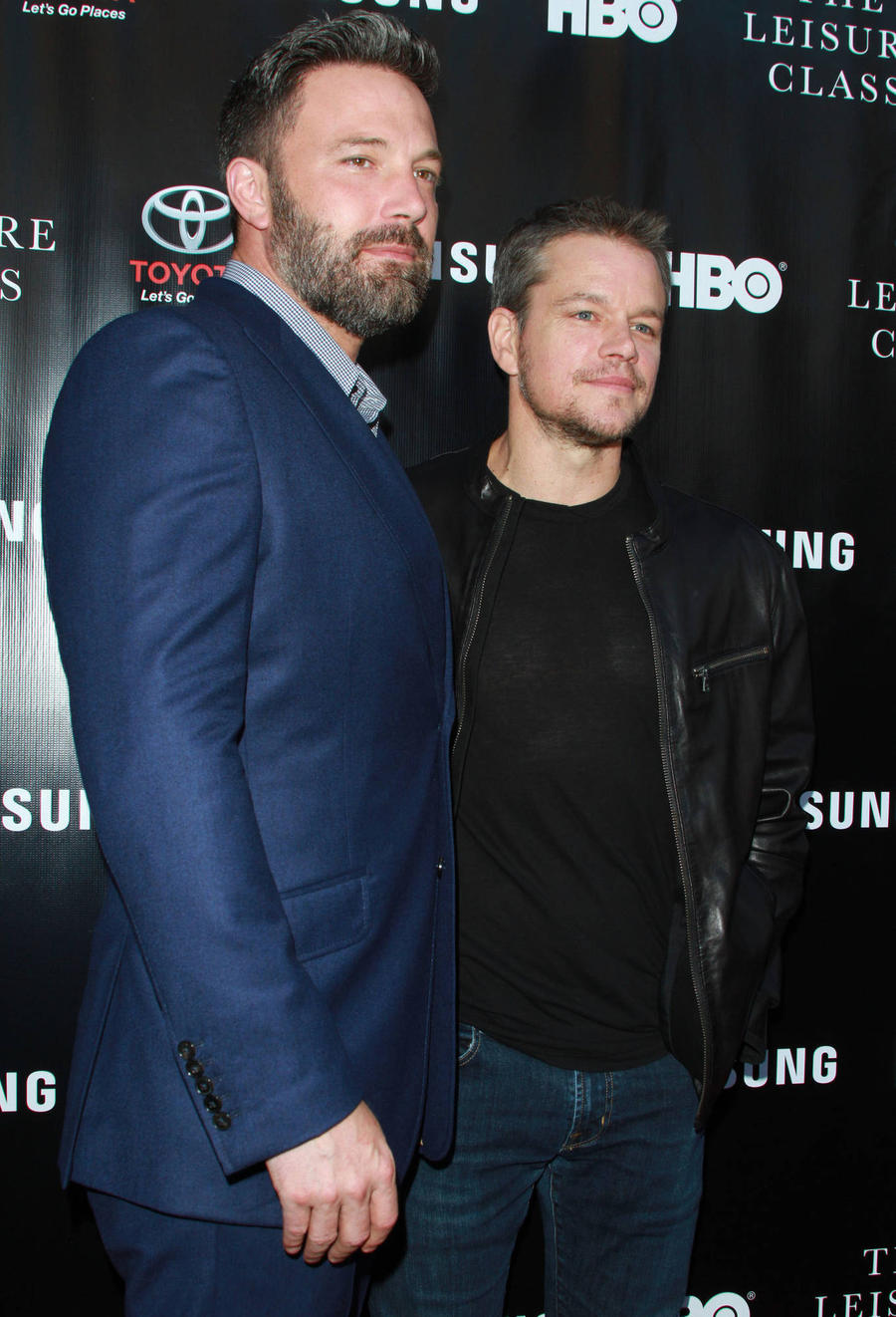 Matt Damon And Ben Affleck Planning To Resurrect Writing Partnership