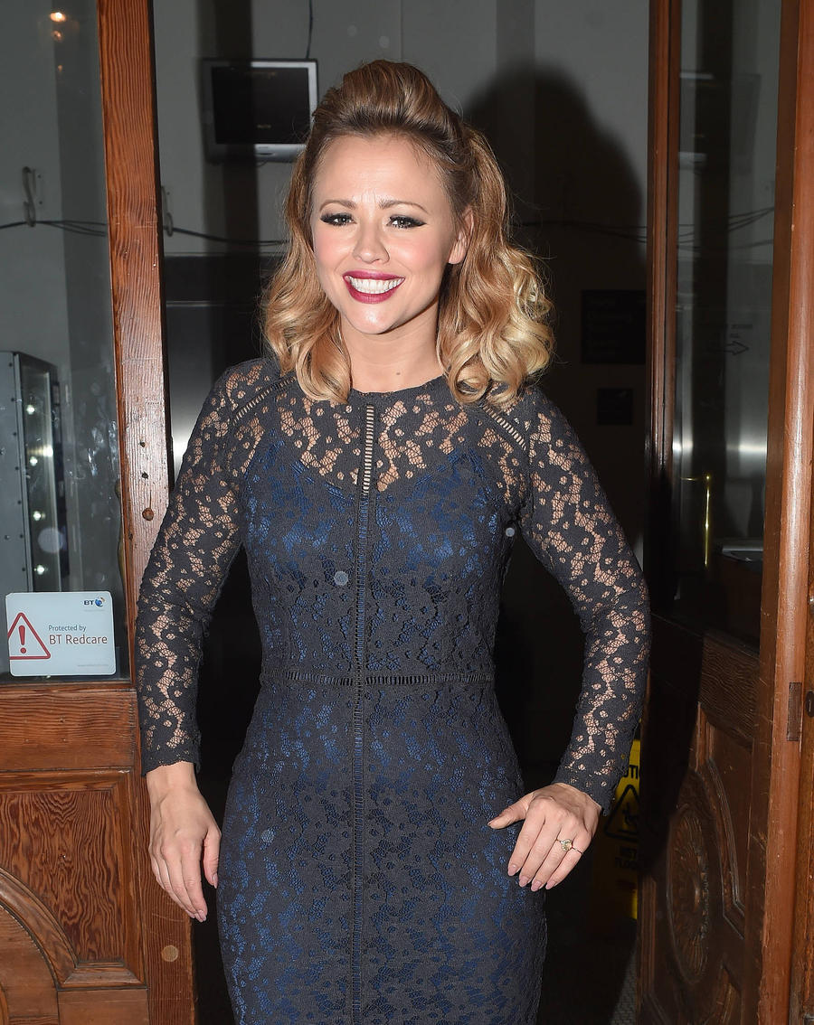 Kimberley Walsh Gives Birth To Baby Number Two