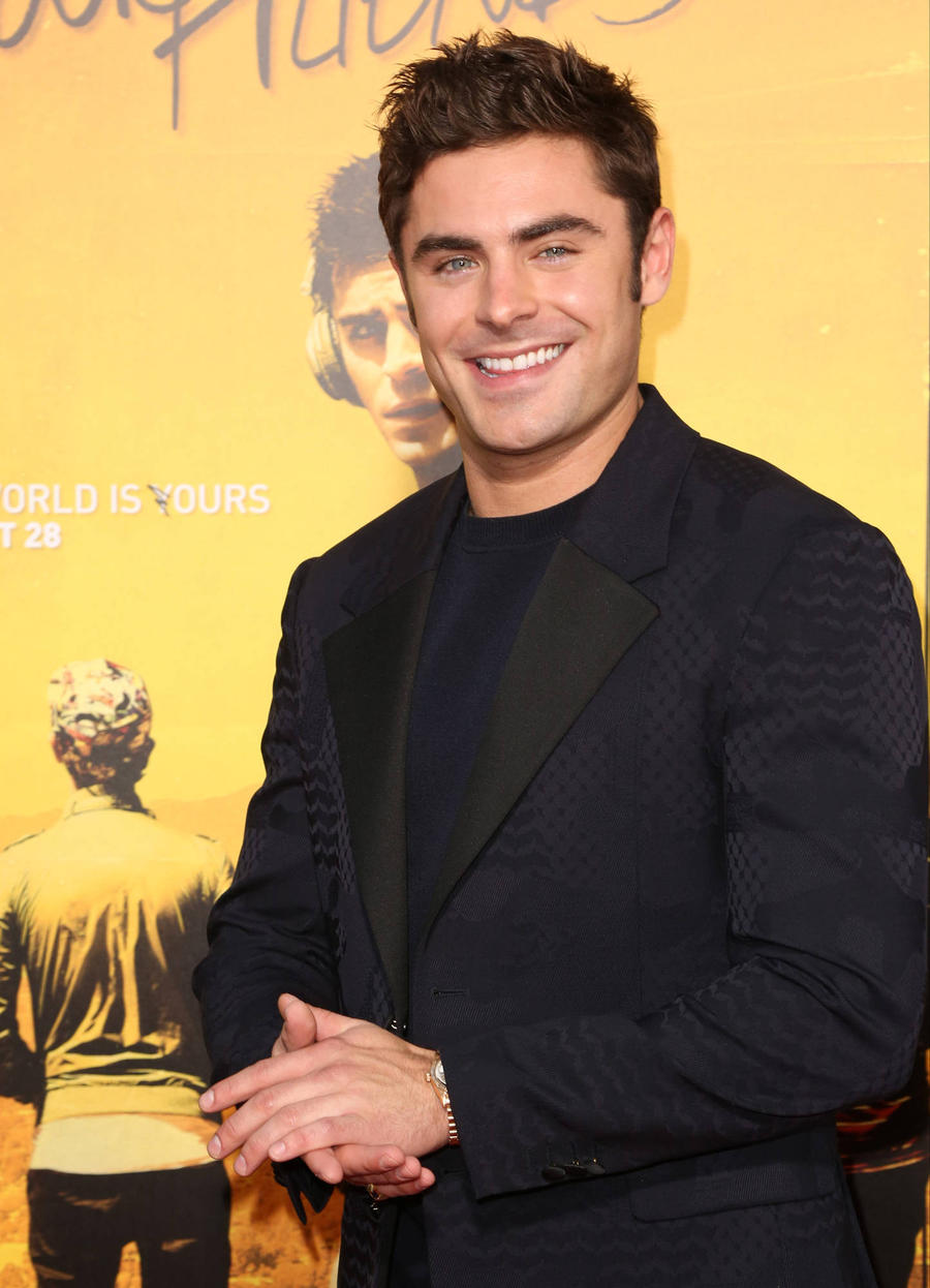 Zac Efron: 'Crossing The Line Of Fear Was Key To Sobriety'
