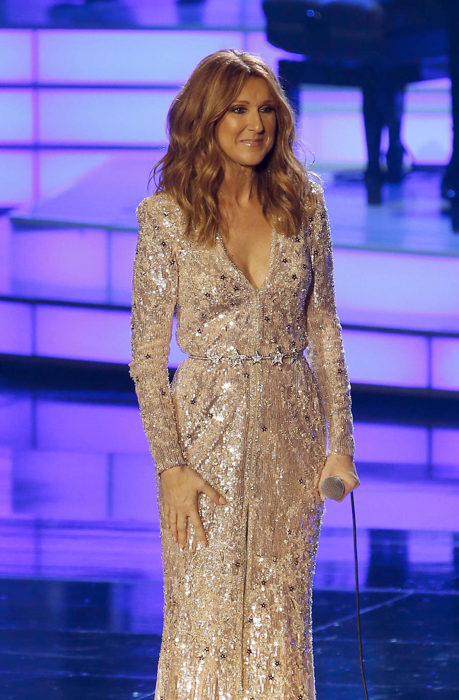 Celine Dion Promised Dying Husband Their Family Would Be Ok