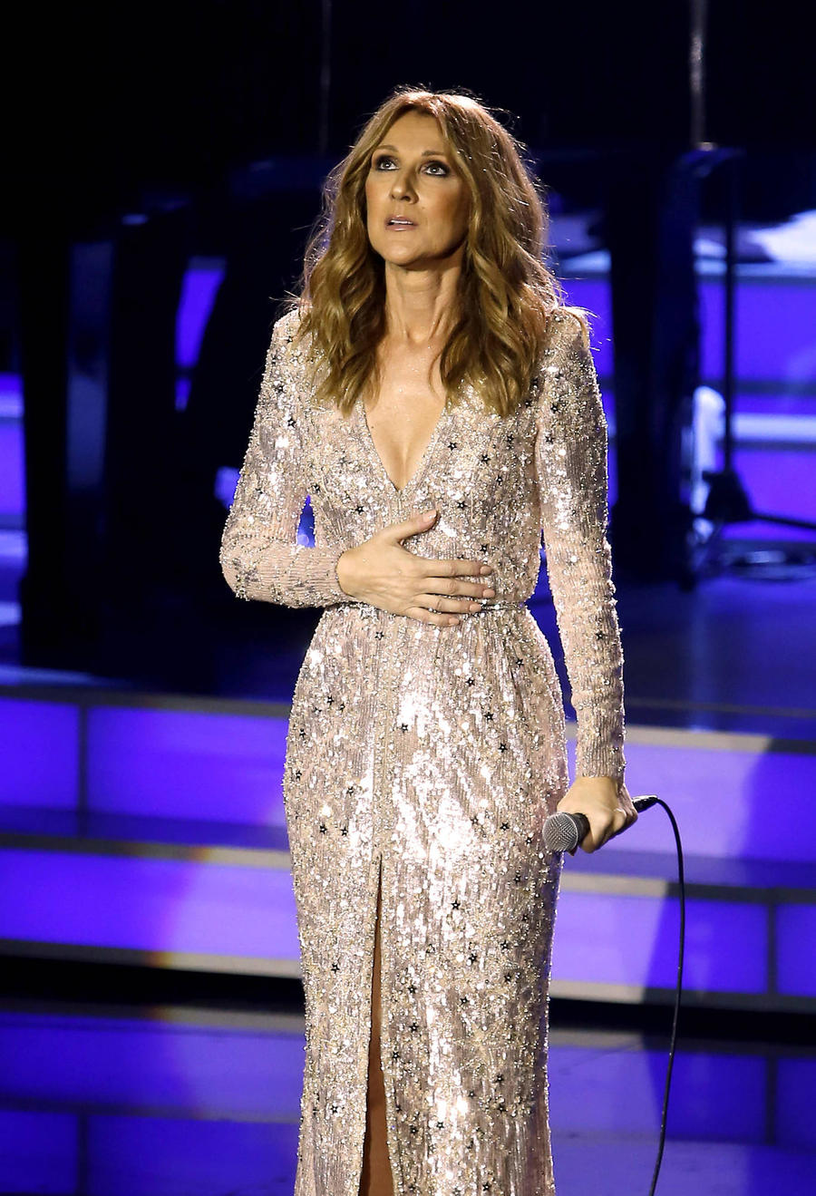 Celine Dion To Live-stream First Concert Since Husband's Death
