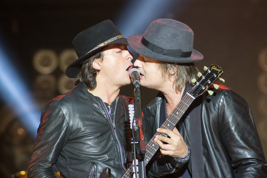 The Libertines Fans Targeted By Phone Thieves At Gig