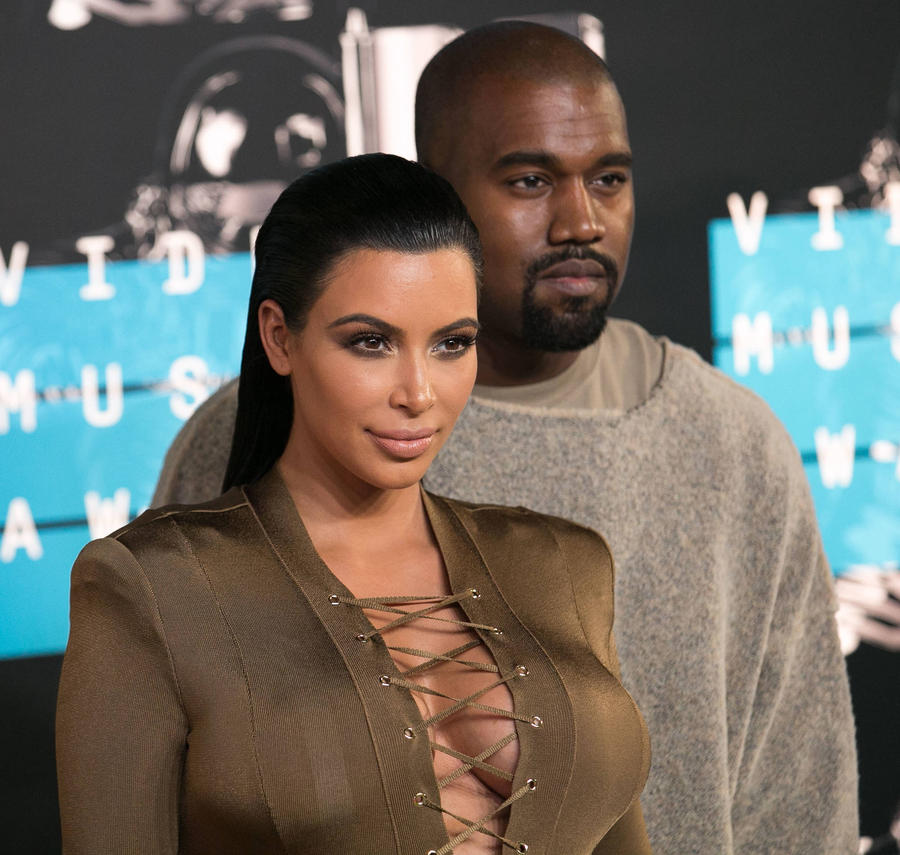 Kim Kardashian Asks Twitter Nation To Name Kanye West's New Album