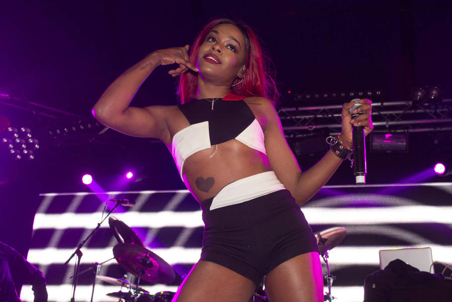 Azealia Banks Launches Homophobic, Racist Rant At Zayn Malik