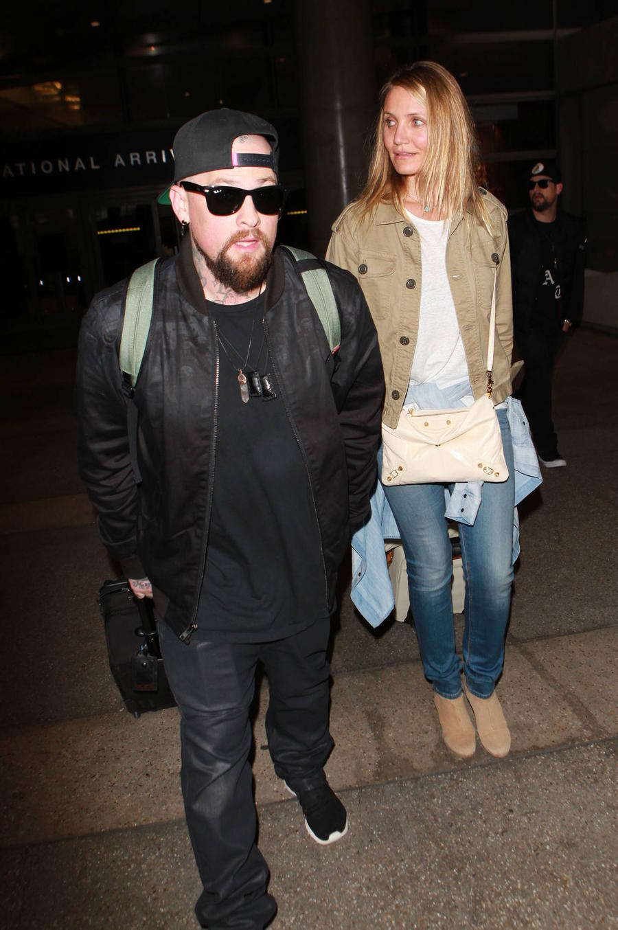Cameron Diaz 'Settled' On Family Expansion Plans With Husband Benji Madden - Report