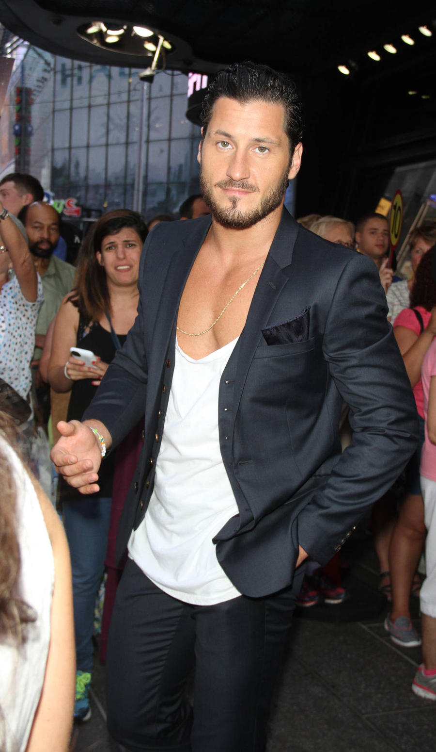 Val Chmerkovskiy Sued Over Photo