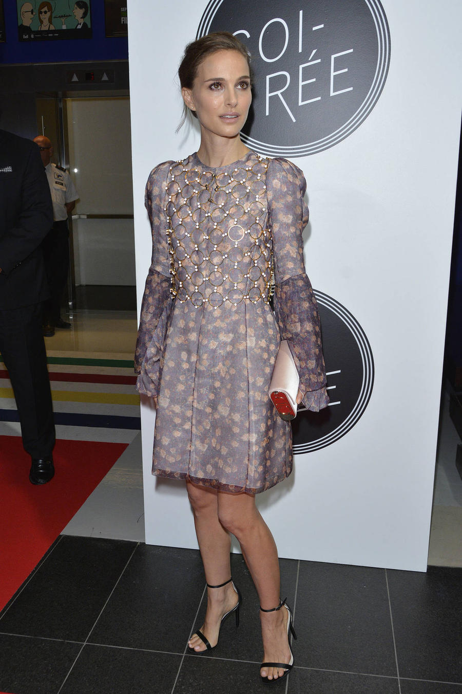 Natalie Portman Appears Pregnant At Venice Film Festival Premiere
