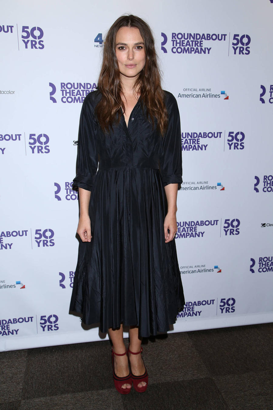 Keira Knightley: 'Expensive Childcare Saved My Career'