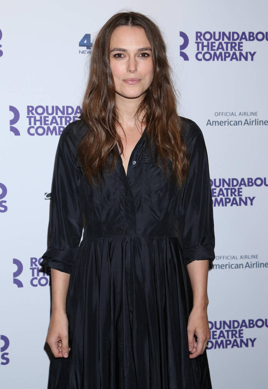 Burglary Turned Keira Knightley Off Jewellery