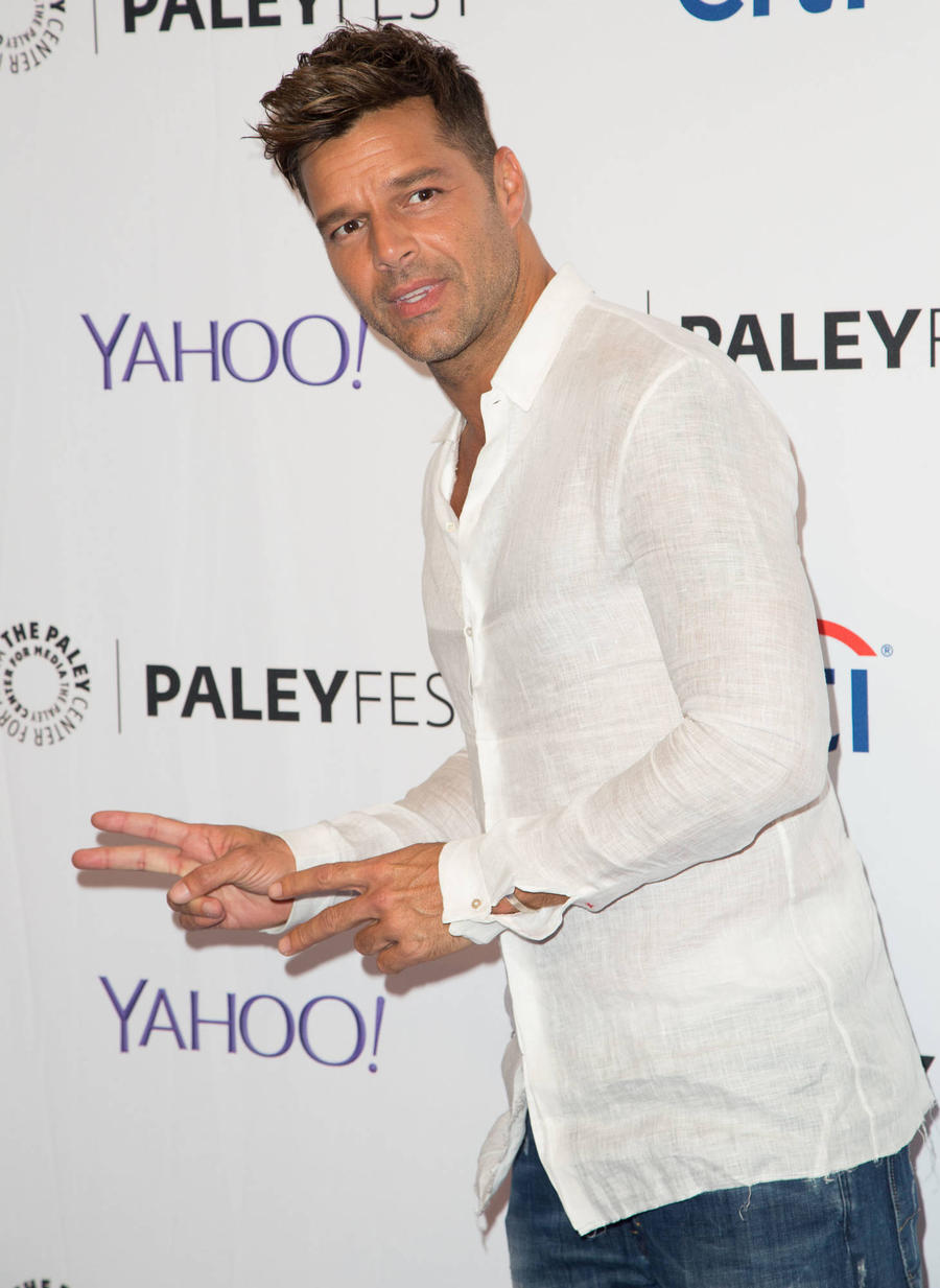 Ricky Martin And Pitbull's Dancers Embroiled In Domestic Violence Case