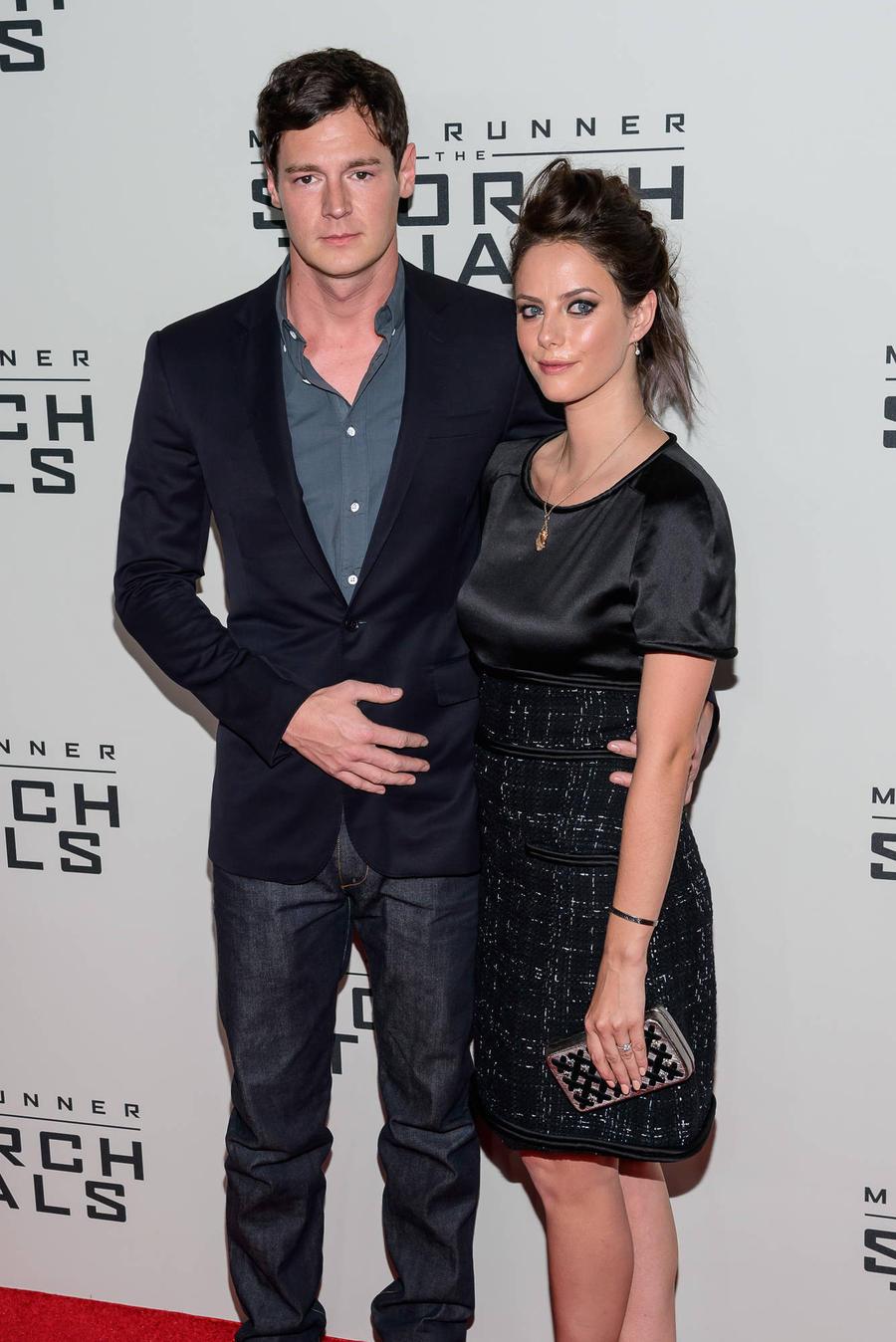 Actress Kaya Scodelario Pregnant