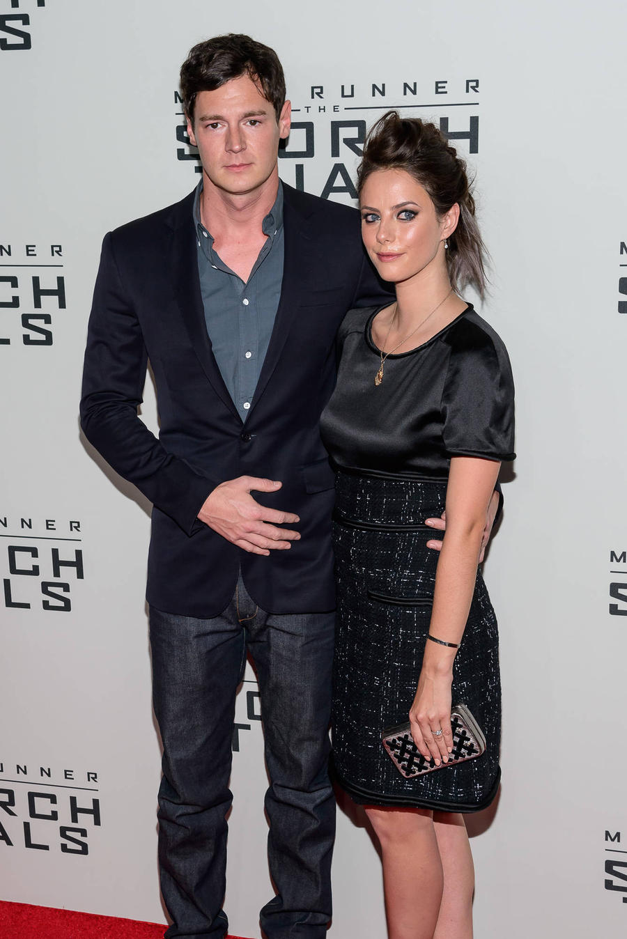 Benjamin Walker & Kaya Scodelario Are First-time Parents