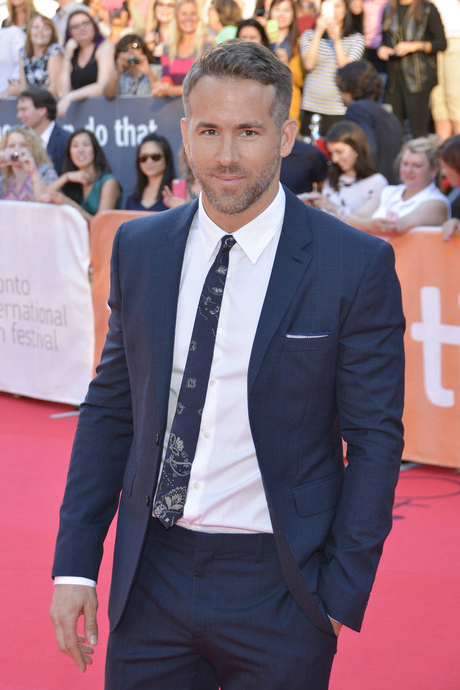 Ryan Reynolds: 'Deadpool Is An Inspiration To Kids With Cancer'