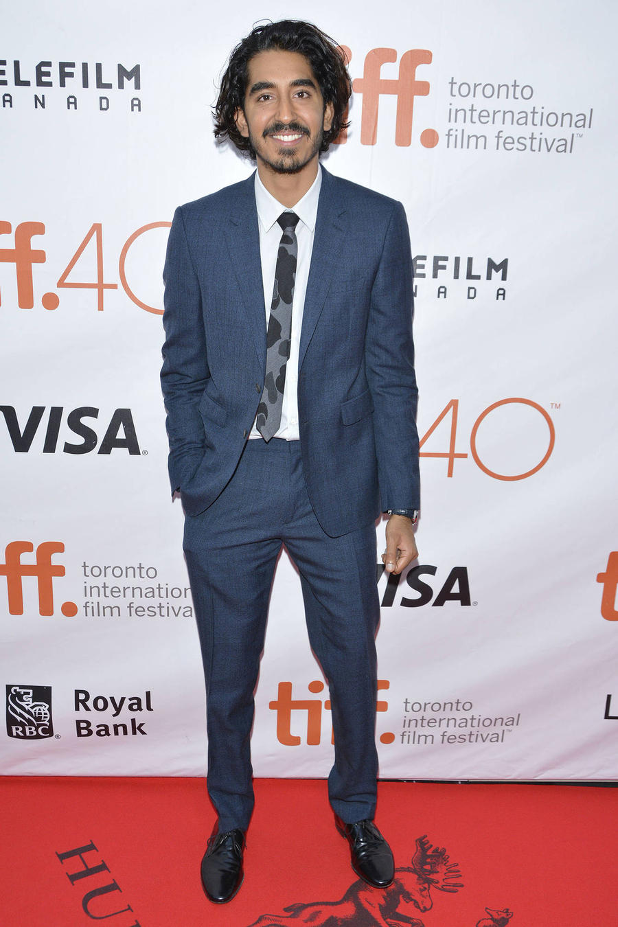 Dev Patel Marvels Over 'Ironic' New Role