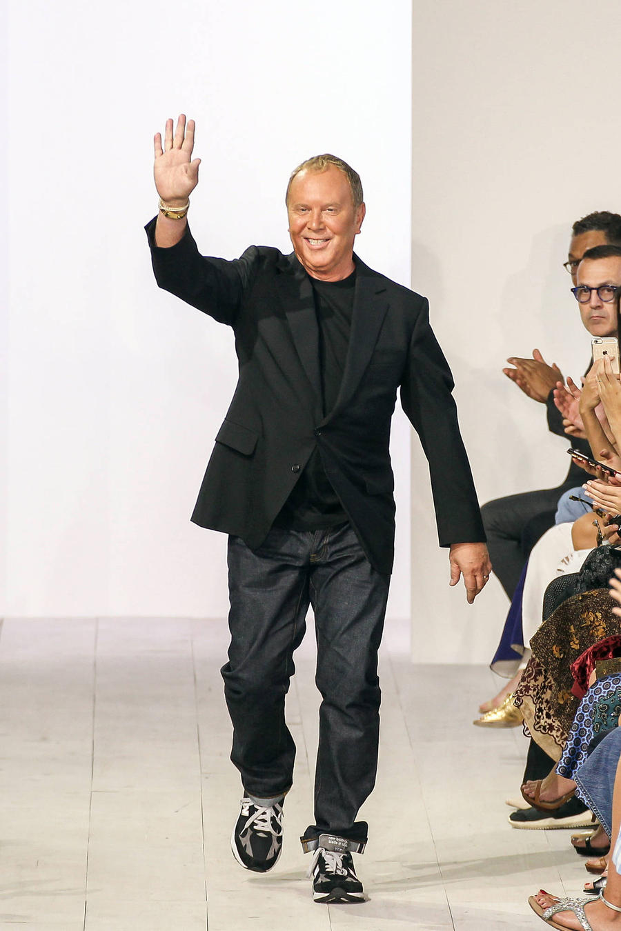 Michael Kors: 'Naomi Campbell Always Carried Milkshakes'