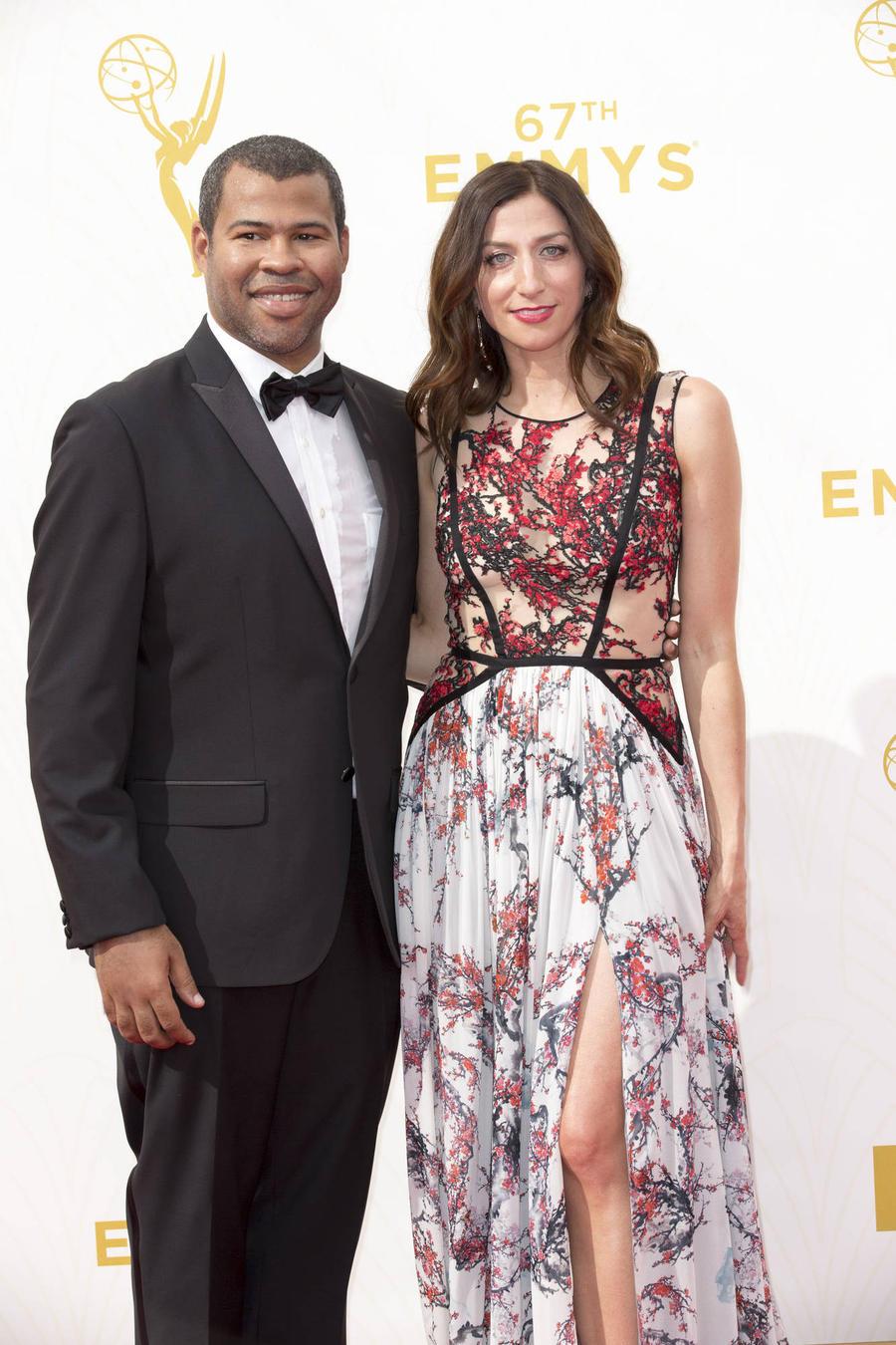 Comedians Chelsea Peretti And Jordan Peele Elope