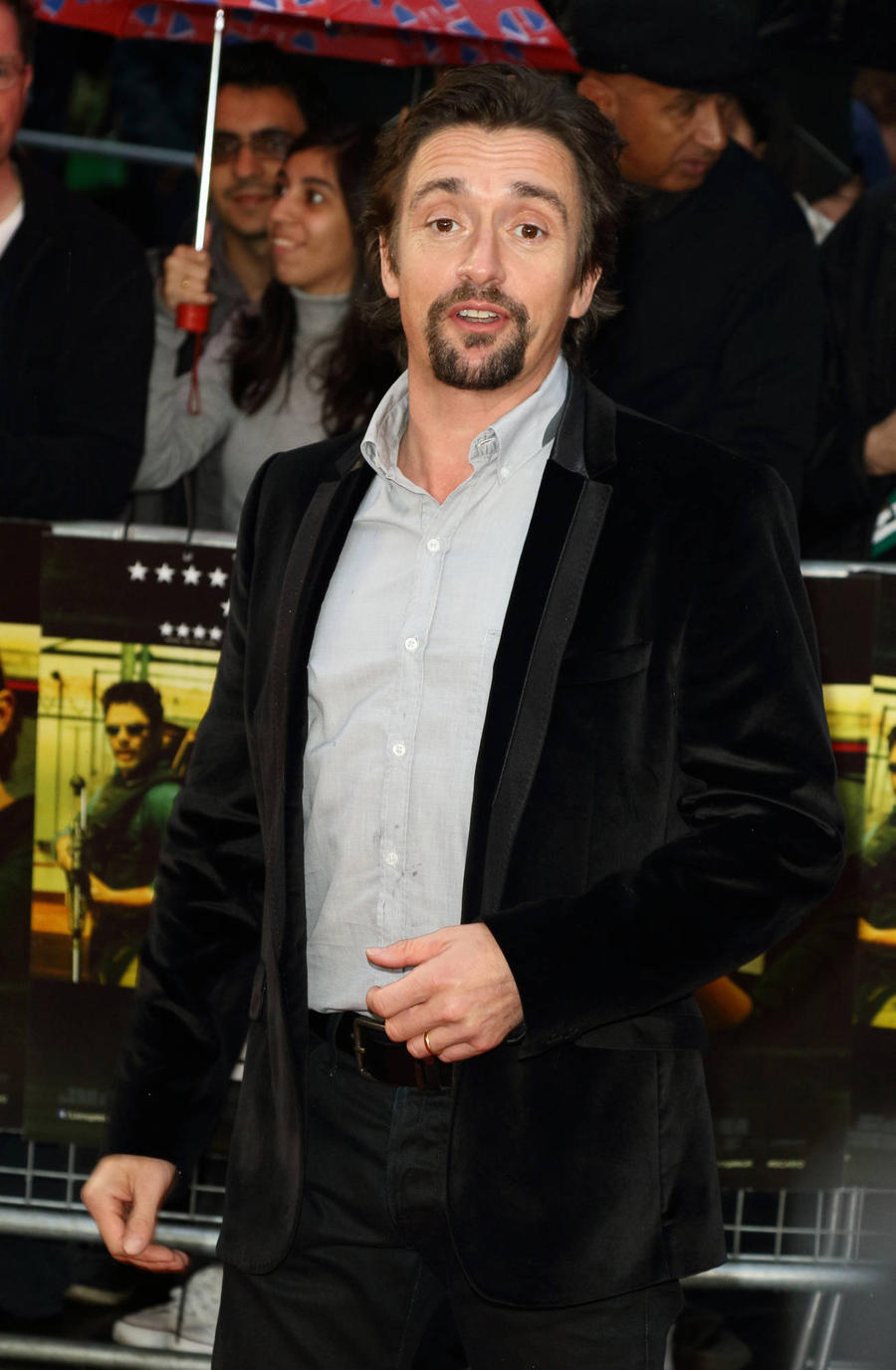 Richard Hammond Involved In Second Horror Crash