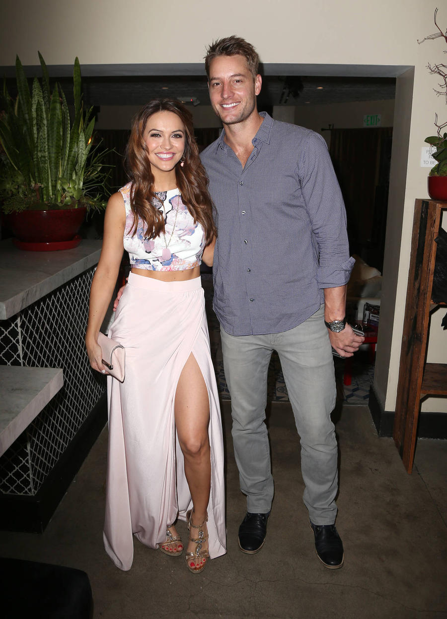Justin Hartley And Chrishell Stause Engaged