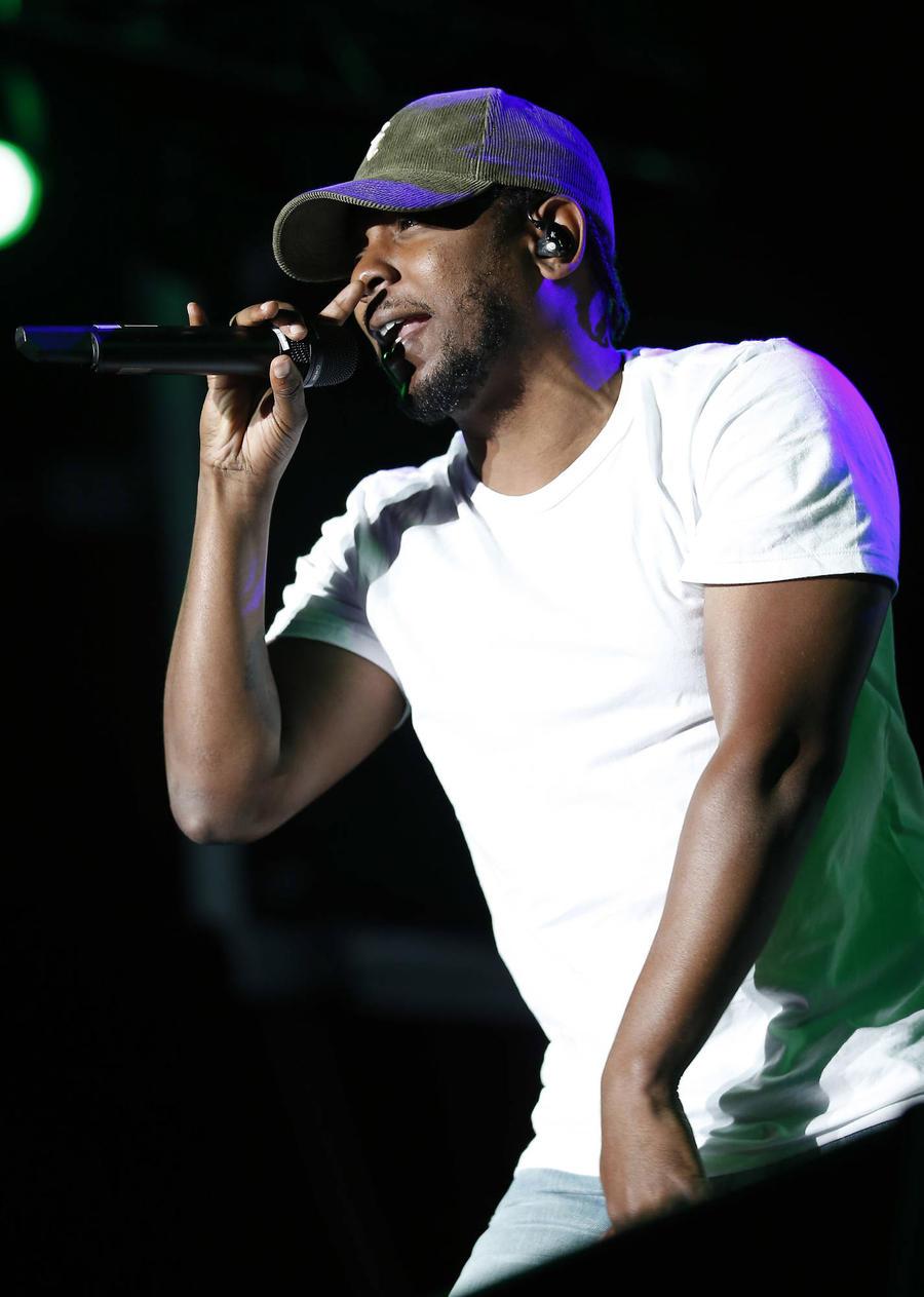 Kendrick Lamar Honours Phife Dawg In Australia