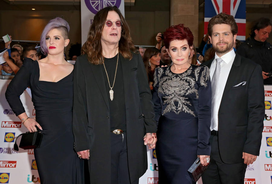 Jack Osbourne: 'I Support My Parents As They Work Through Their Issues'