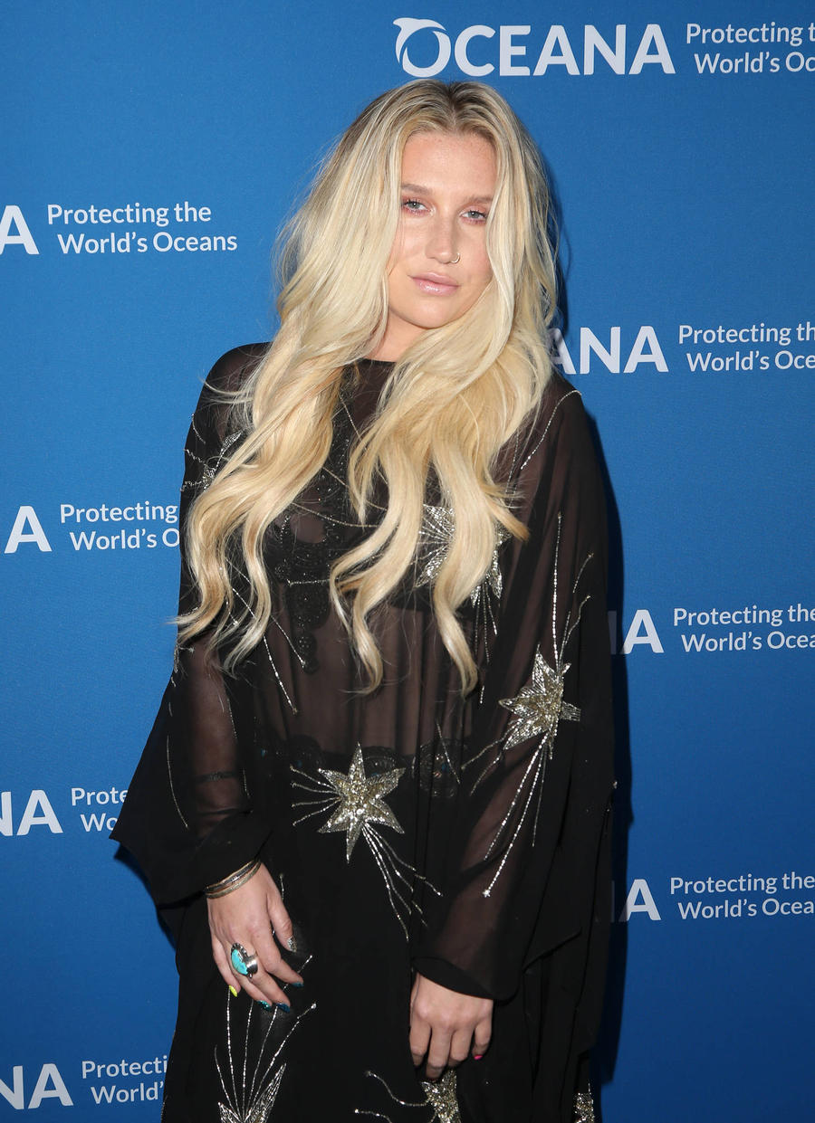 Kesha Appeals For Donations For Sick Teen