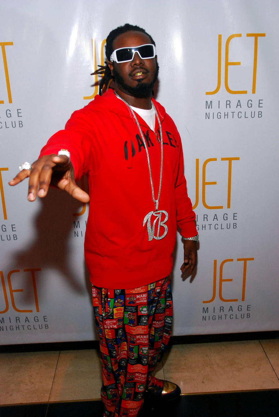 Suspect In Murder Of T-pain's Niece Dead