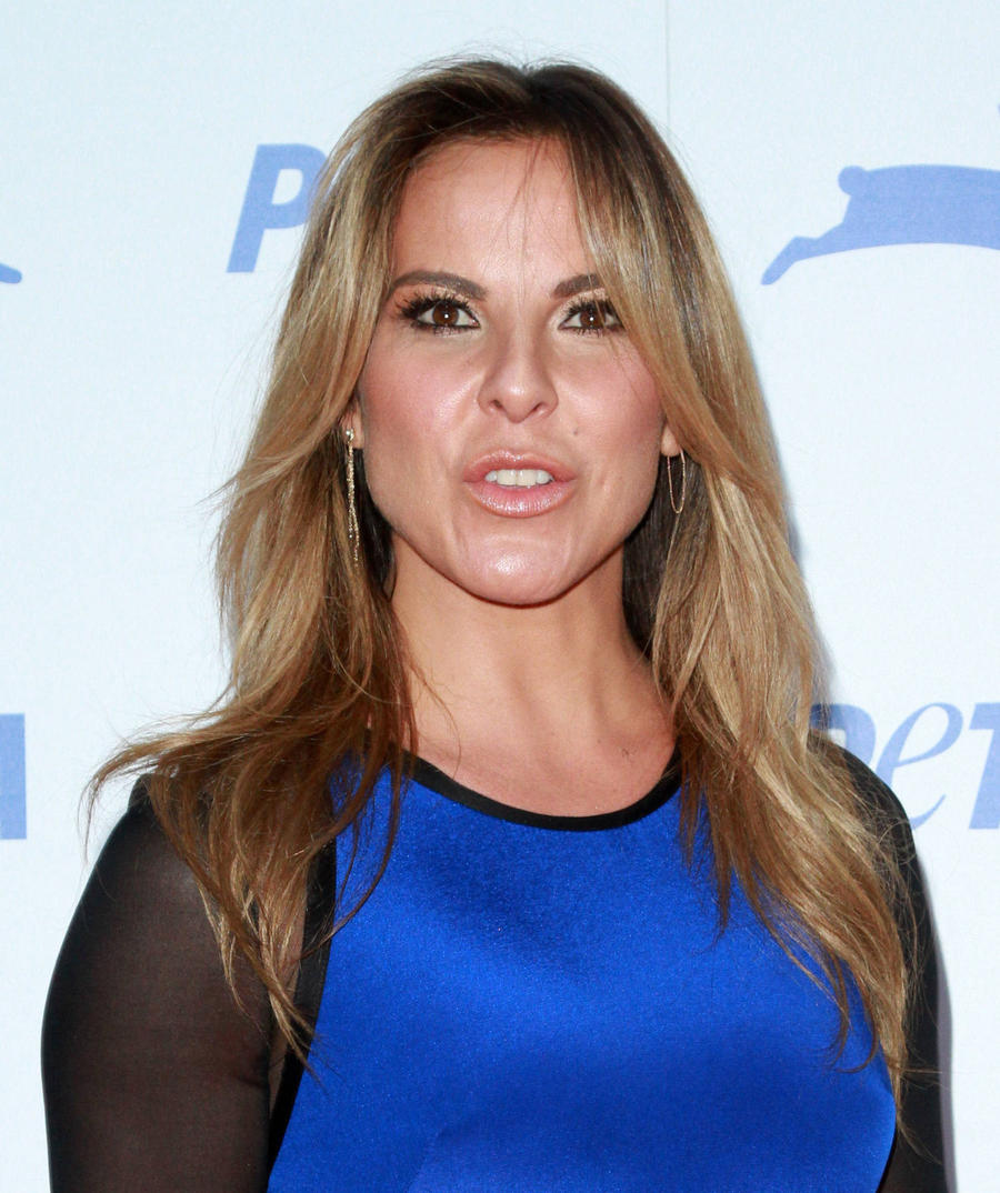 Kate Del Castillo Files Suit Against Mexican D.a.