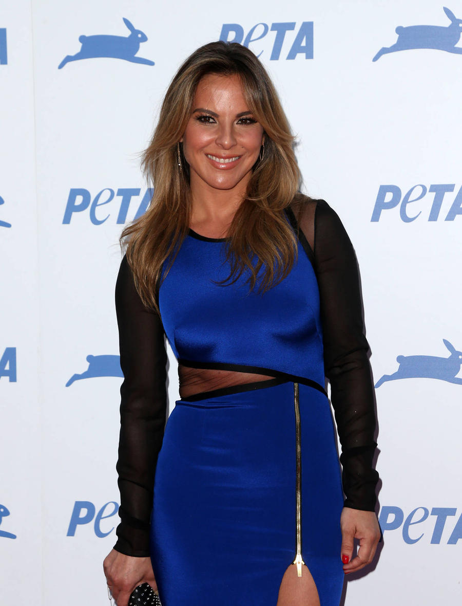 Kate Del Castillo Keen For More Access To Drug Lord El Chapo