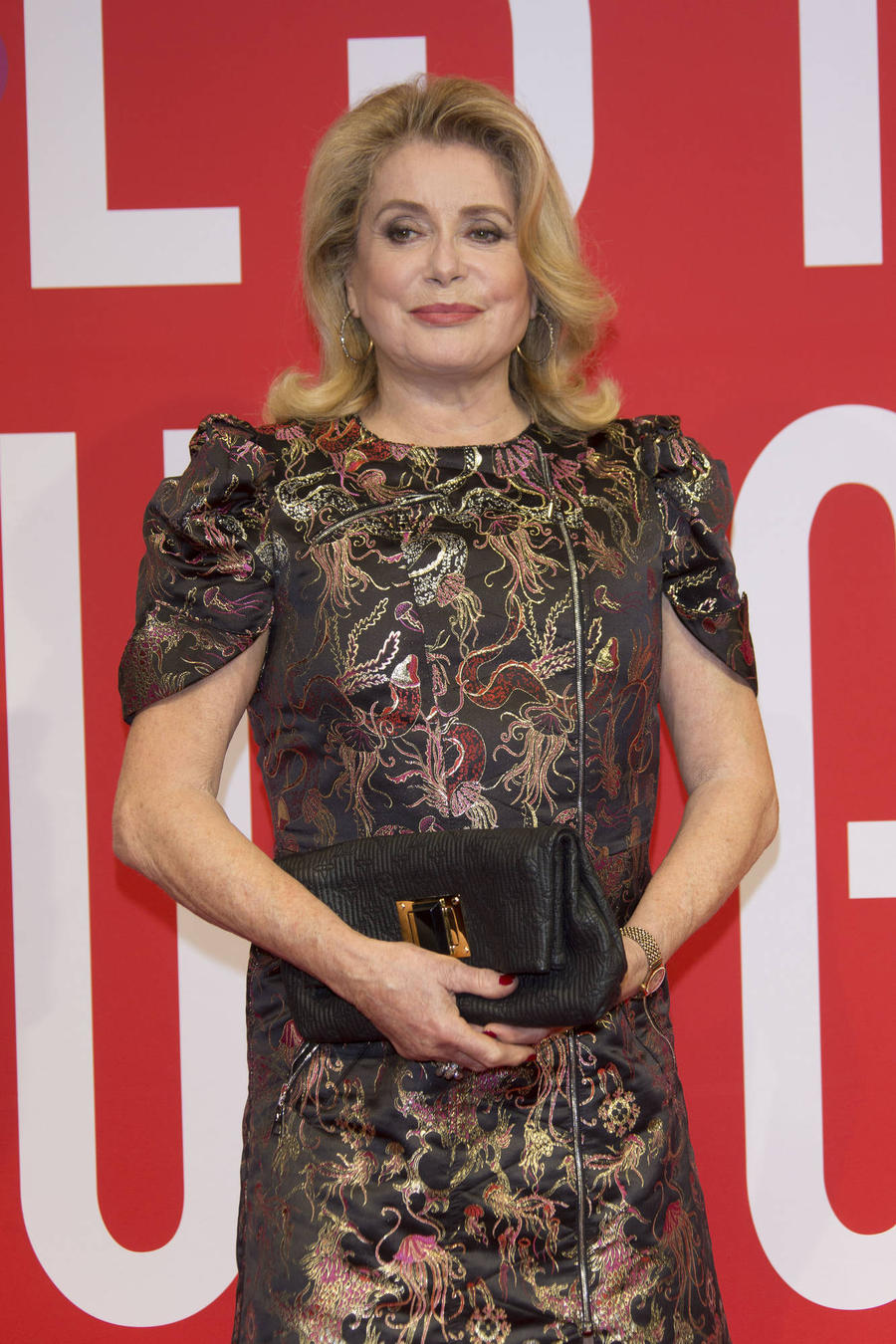 Catherine Deneuve To Receive The 8th Lumiere Award