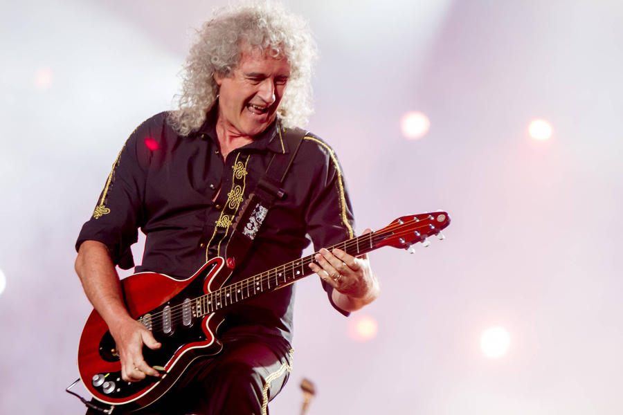 Brian May Delighted U.k. Wildlife Police Squad Saved