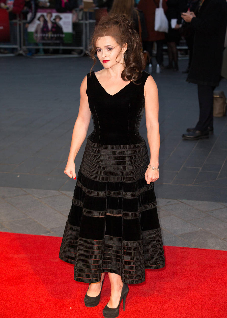 Helena Bonham Carter Rates Different Body Parts