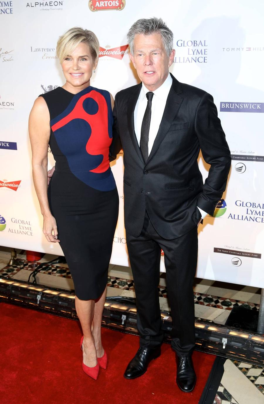 David Foster Trying To Halt Spousal Support For Yolanda Foster