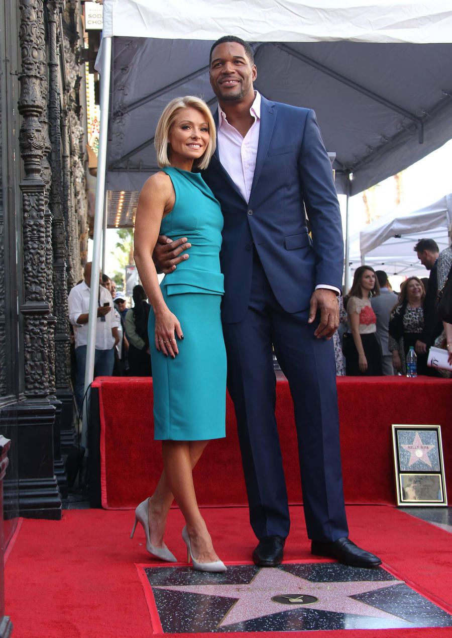Kelly Ripa 'Blindsided' By Michael Strahan Departure - Report