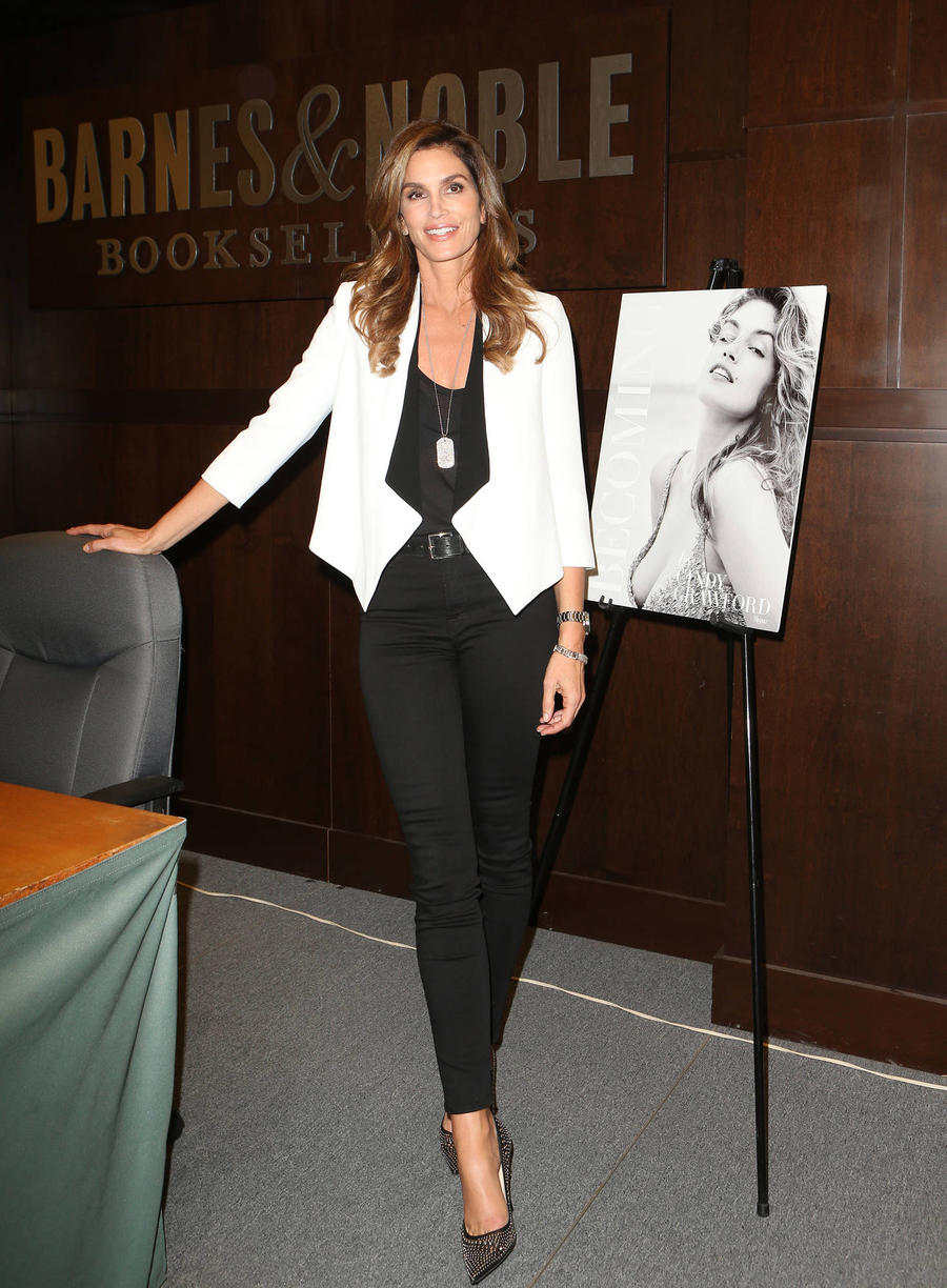 Cindy Crawford: 'Ex Richard Gere And I Were Never Friends'