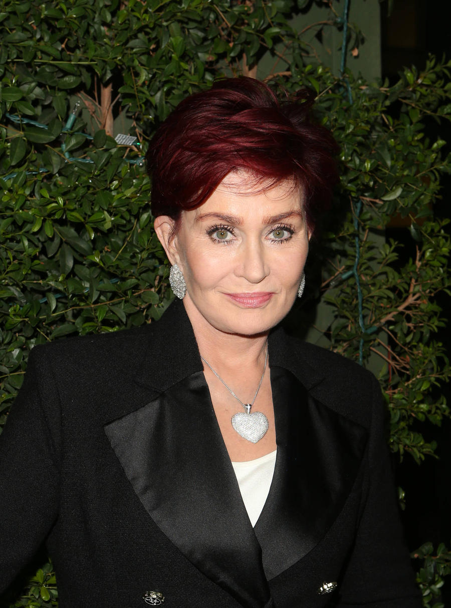 Sharon Osbourne Amused By Daughter Kelly's Naughty Tweet