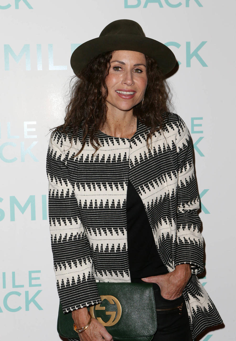 Police Officers Called To Minnie Driver's Home Over Neighbour Dispute
