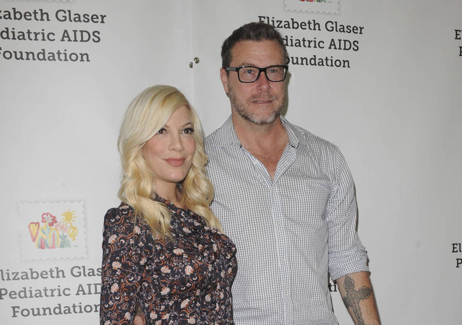 Tori Spelling: 'I Couldn't Hide Marriage Crisis From Fans'