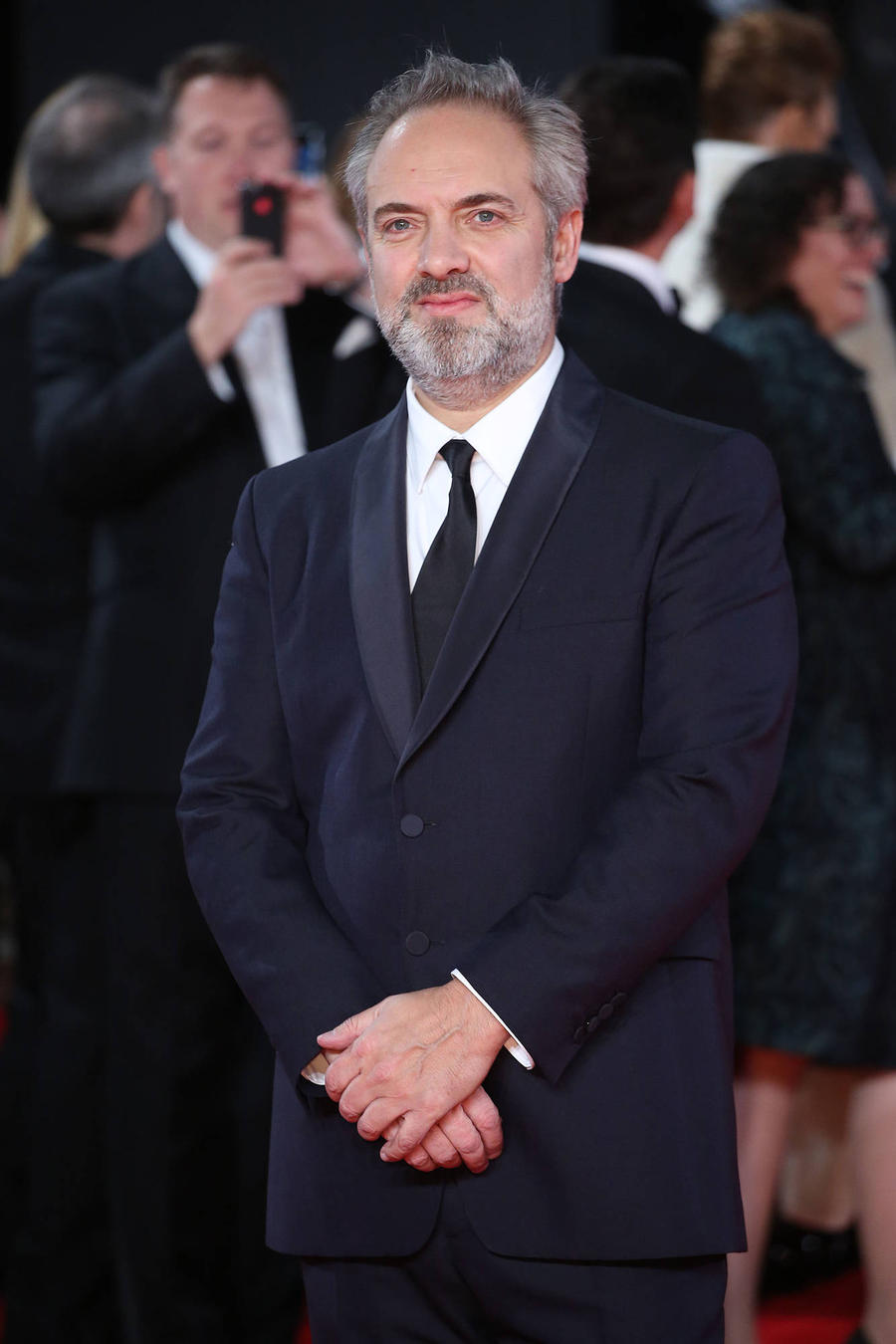 Sam Mendes Weds Classical Musician Alison Balsom